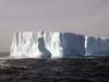 Huge tabular icebergs