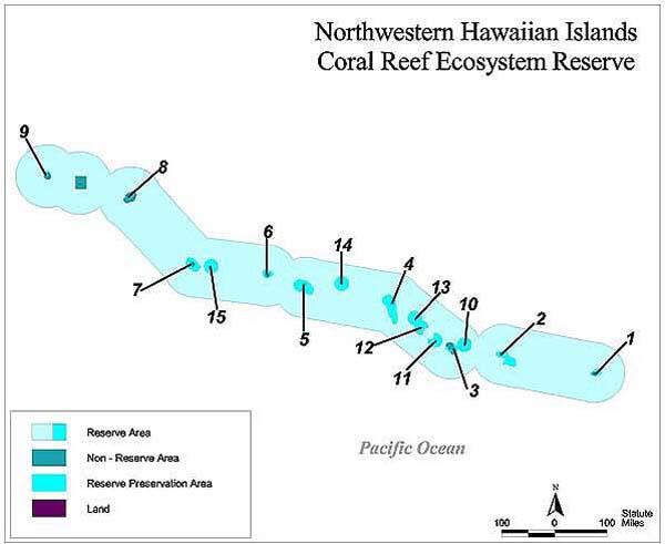 NOAA Ocean Explorer NW Hawaiian Islands Background