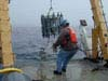 CTD collected samples
