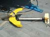 A side scan sonar tow vehicle