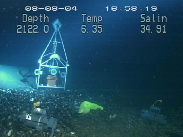 NOAA Ocean Explorer: Operation Deep Scope 2004 - mission log
