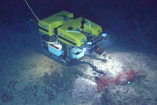 NOAA's Hercules ROV