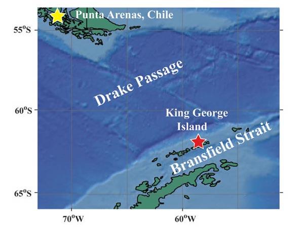 Ocean Location