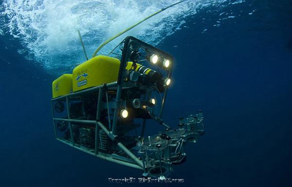 Noaa Ocean Explorer 2007 Exploring The Inner Space Of