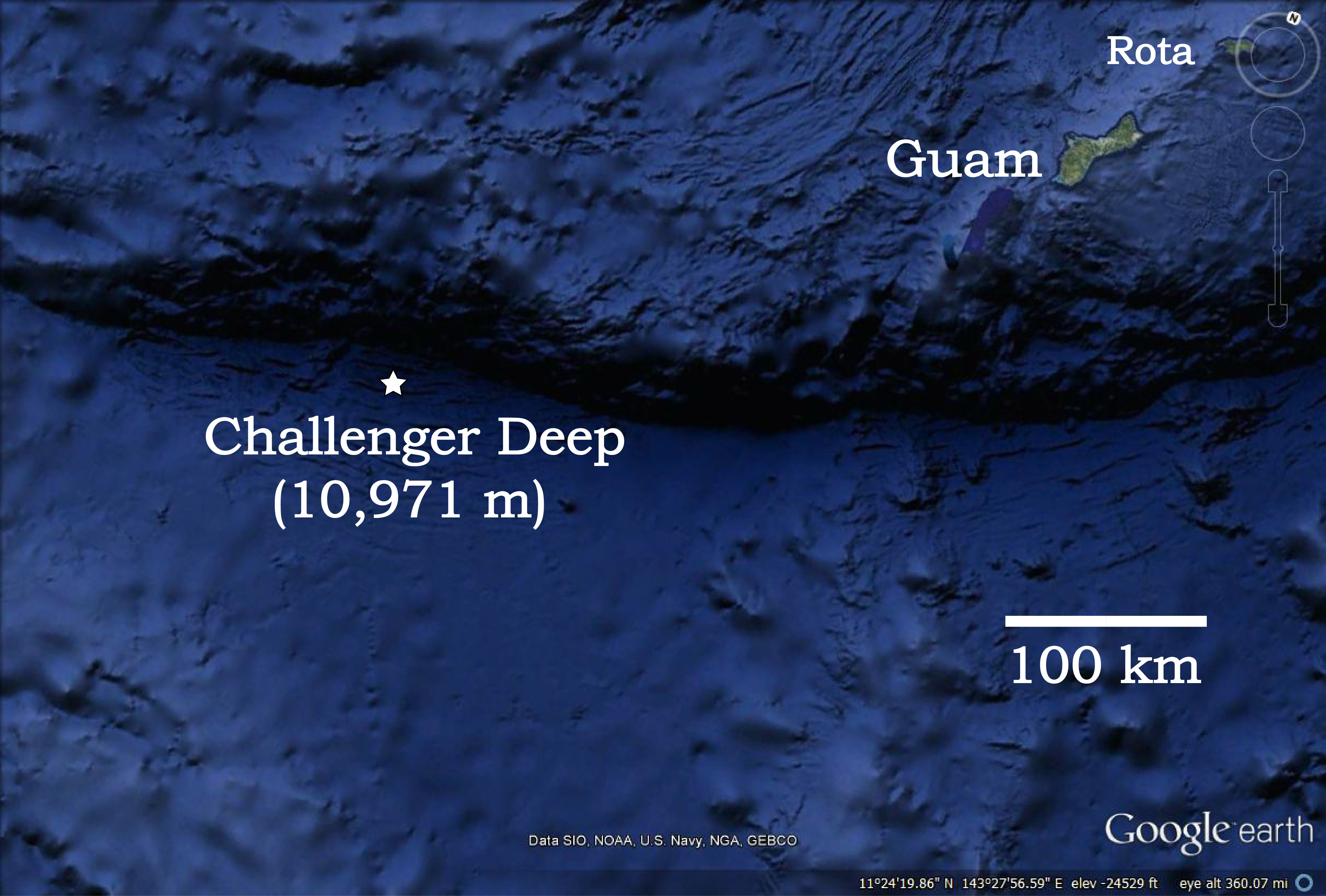 Ambient sound at full ocean depth eavesdropping on the challenger deep publicscrutiny Choice Image