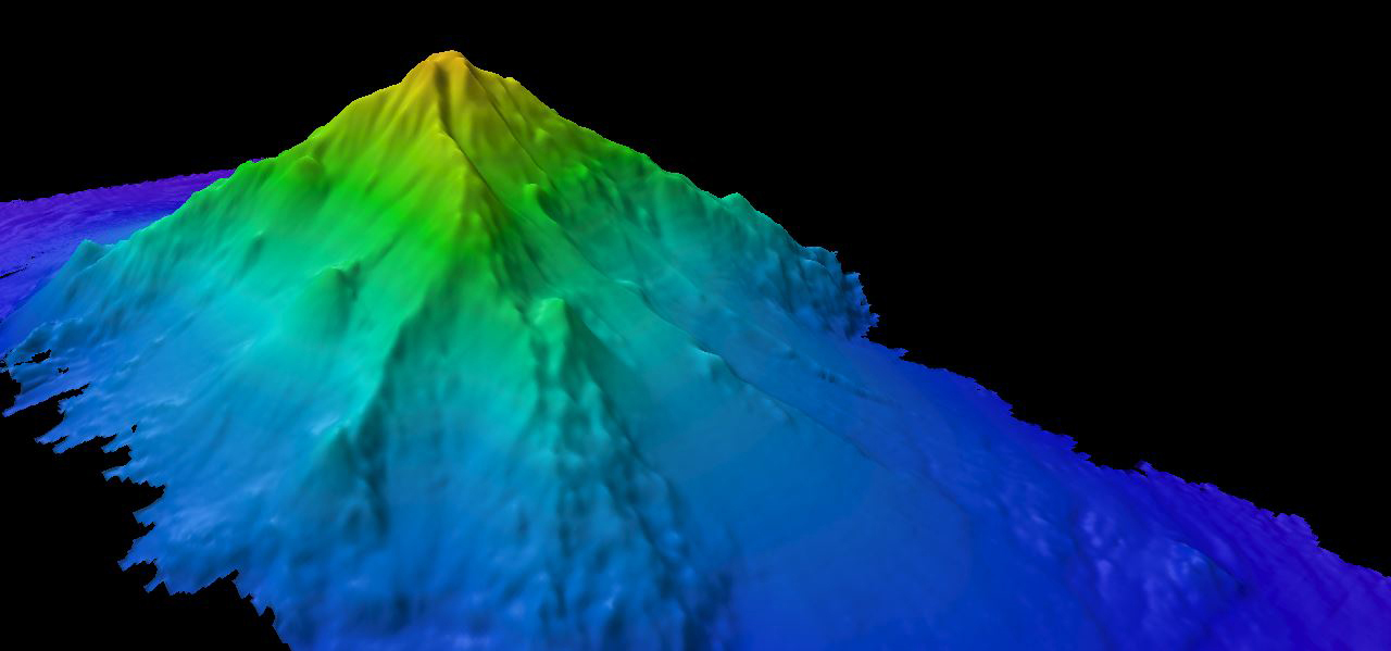 What Is A Seamount Ocean Exploration Facts Noaa Office Of Ocean Exploration And Research