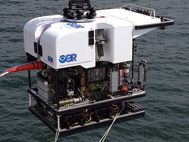 The Office of Ocean Exploration and Research's new 6,000-meter-rated Deep Discoverer remotely operated vehicle (ROV) was brought online for engineering trials this past May, and will be used in a telepresence-enabled ocean exploration for the first time during the Northeast U.S. Canyons Expedition.