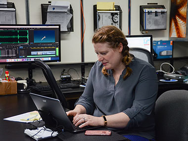 Windows to the Deep 2018 Expedition Coordinator, Kasey Cantwell, answering questions live on board NOAA Ship Okeanos Explorer during the Reddit AMA.