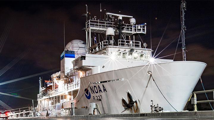 NOAA Ship Okeanos Explorer: NOAA Office of Ocean Exploration and