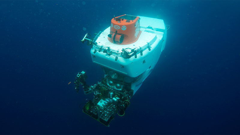 Human Occupied Vehicle Alvin: Technology: Submersibles: NOAA Office