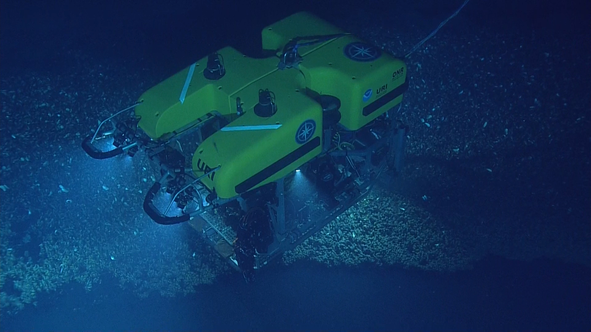 Remotely Operated Vehicle Hercules: Technology: Submersibles