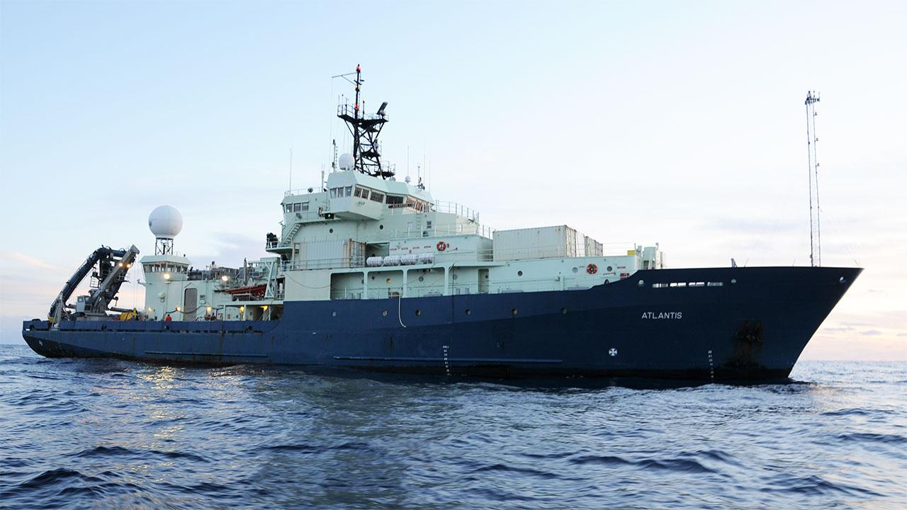 research vessel atlantis technology vessels noaa office of ocean